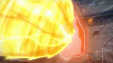 Inazuma Eleven - Big Bang VS Shin God Hand X