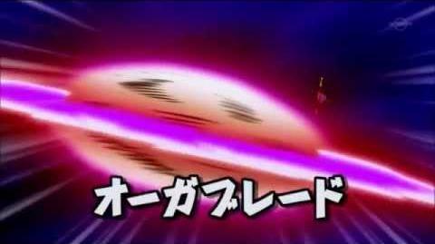 Inazuma Eleven GO Chrono Stone 28-29 - Ogre Blade vs Shinsuke Kenshin's Armor