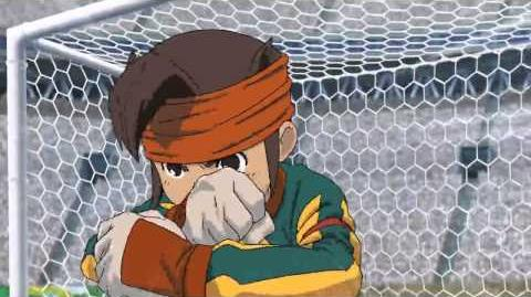 Inazuma Eleven - Double Jaw