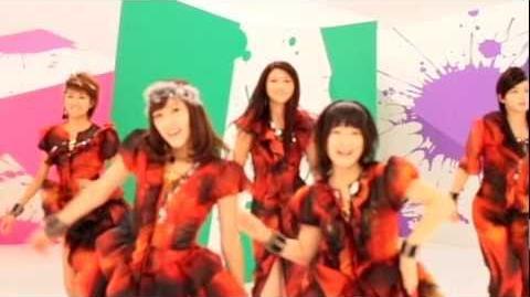 Berryz工房「シャイニングパワー」 (MV)