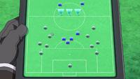 Keiji Kondo tracking formation