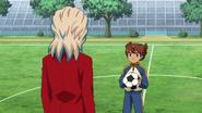 Ishido talking to Tenma