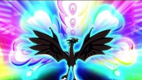 Inazuma Eleven GO Galaxy Episode 37 イナズマイレブンGO ギャラクシー 37 Soul Phoenikias ソウル フェニキアス