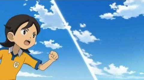 Inazuma Eleven GO (イナズマイレブンGO) Fujin no Mai 風塵の舞
