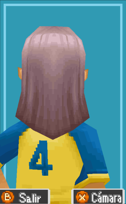 Kageno Close Back View Raimon