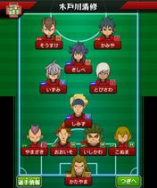 Kidokawa Seishuu Whole Formation