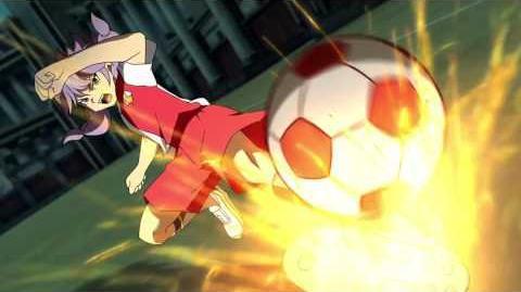 Inazuma Eleven GO vs DSW Spark Edge Dribble