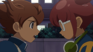 Tenma Ask Hayami About Soccer