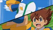 Shinsuke And Tenma Trying Dokkan Jump GO 29 HQ