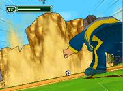 Mega Quake in the game