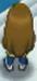 Kinako Raimon uniform back