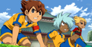 `Tenma shocked at Koumei Keshin