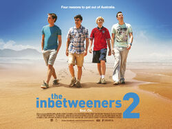 Inbetweeners 2 poster