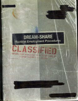 Dream share tactical employment procedures manual