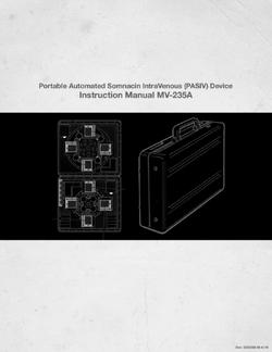Pasiv manual