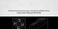 Instruction Manual MV-235A