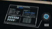 Keyhole running diagnostics