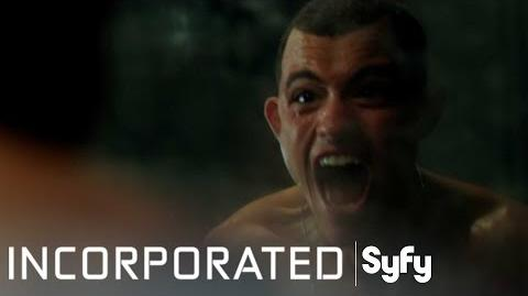 INCORPORATED Official Trailer 2 Syfy