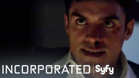 INCORPORATED Season 1 Finale Sneak Peek Syfy