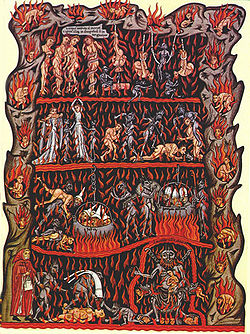 250px-Hortus Deliciarum - Hell-1-