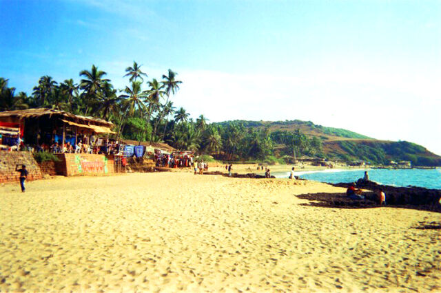 File:India Goa Anjouna Beach.jpg