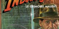 Indiana Jones et le Grimoire Maudit