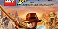 LEGO Indiana Jones 2: Petualangan Disambung
