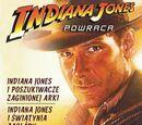Indiana Jones powraca