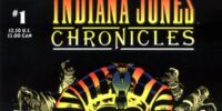 The Young Indiana Jones Chronicles (comic)