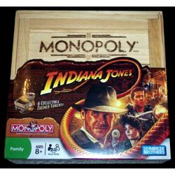 Indiana Jones Monopoly