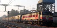 Mumbai - Ahmedabad Shatabdi