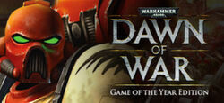 Dawn of war GOTY