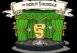 The-debut-5-bundle