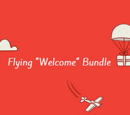 Flying Welcome Bundle
