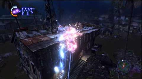InFamous 2 Flood Town - Overcharge