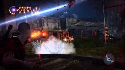 InFamous 2 Evil Side Mission Assassin Greed