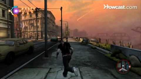 InFamous 2 Walkthrough Side Missions Part 6 Gunboat Diplomacy