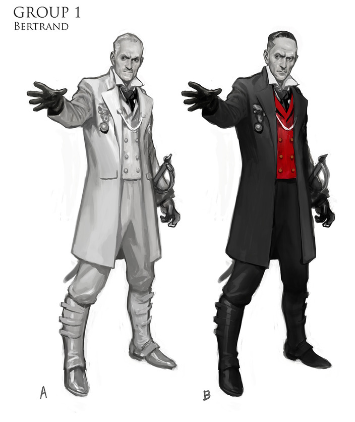 Image - IF2 Bertrand Concept Art.png | InFAMOUS Wiki ...
