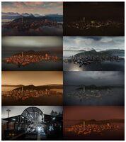 Seattle skyview