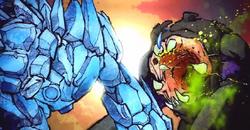 Devourer vs Titan
