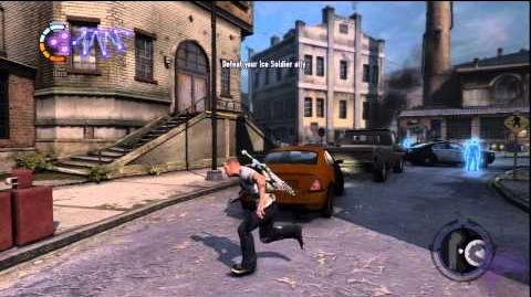 InFamous 2 Gas District - Mercy Kill