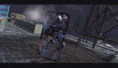Riot shield Reaper