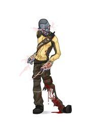 Zombie Cole
