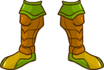 Elven Battle Boots
