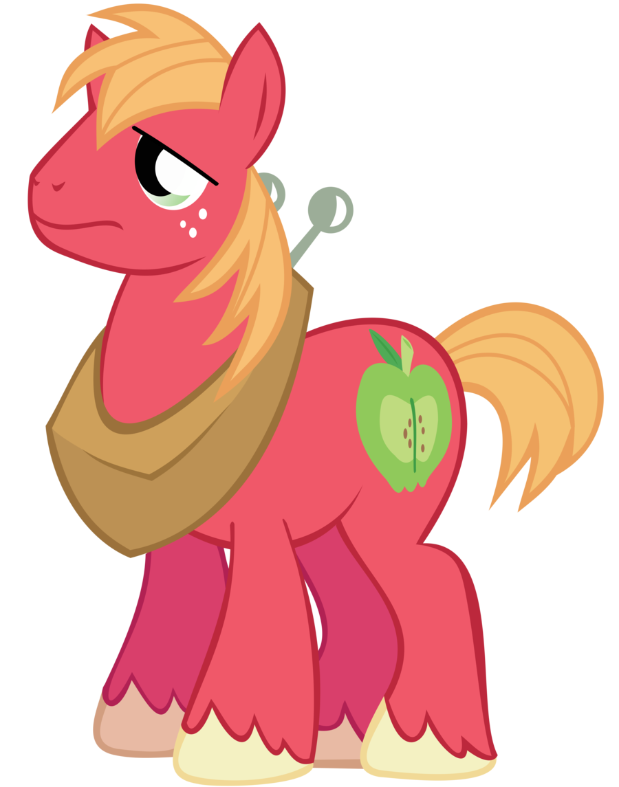 big mcintosh (my little pony) | infinite loops wiki | fandom
