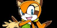 Marine the Raccoon (Rush Sonicverse)