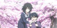 Ichika Orimura's Relationships