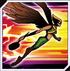 Hawkgirl's Super Speed