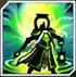 Arcane Green Lantern's Healing Wave