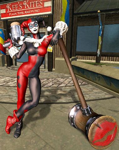 File:Harley Quinn Prime Infinite Crisis Character Model.png